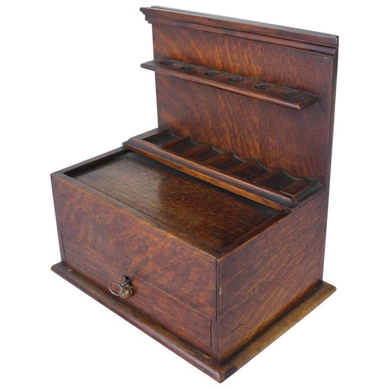 Antique English Smoking Box