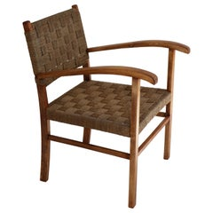 Braided Chair from 20th Century