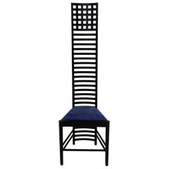Charles Rennie Mackintosh Hill House Chair