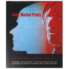 Andy Warhol Prints, A Catalogue Raisonné, 1962-1987