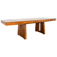 Paolo Buffa Walnut Dining Table or Desk