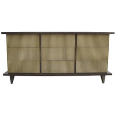 American of Martinsville Two-Tone Dresser