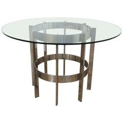 Morrow Associates Midcentury Dining or Breakfast Table
