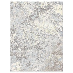 Zanskar Ageless Allure Contemporary Textured Hand-Knotted Large Rug
