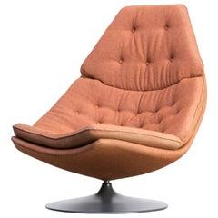 1960s Geoffrey Harcourt F588 Lounge Fauteuil for Artifort