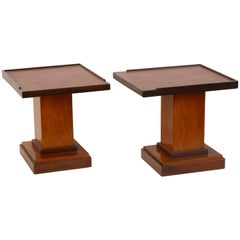 Pair of 1970s End Tables