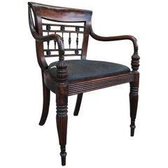 19th Century Anglo-Caribbean Armchair