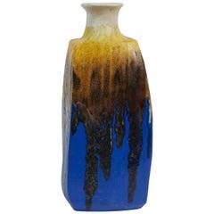 Colourful Ceramic Vase by Marcello Fantoni