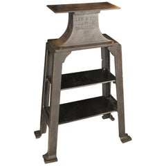 Vintage Anvil, Now as a Industrial Pedestal/Console