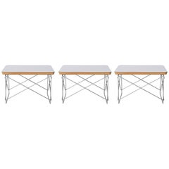 Eames Herman Miller LTR Side Tables