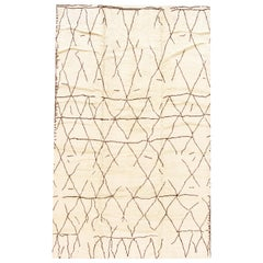 Modern Moroccan Style Rug