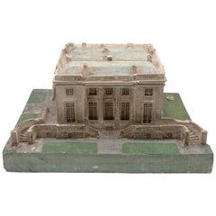 1930s WPA Plaster/Resin Sculpture Petit Trianon at Versailles