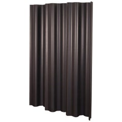 Eames Ebonized Folding Wood Screen FWS-6