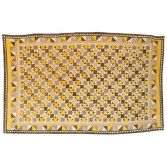 20th Century Kantha Quilt, India