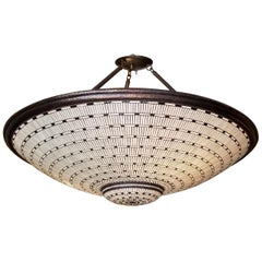 Hilliard Lighting Venetian Dome Chandelier