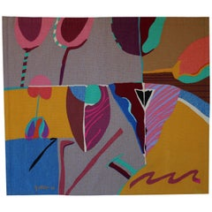 Abstract Tapestry by Steve Zoller