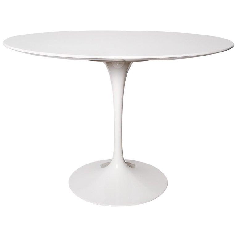 Oval Tulip Table by Eero Saarinen for Knoll