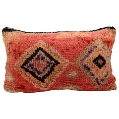 Moroccan Pillow Bohemian Berber Cushion from Morocco