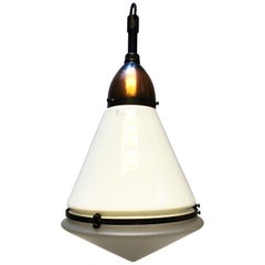 Luzette Pendant by Peter Behrens for AEG