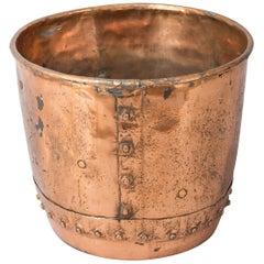 """Copper """"Copper"""" Planter"""