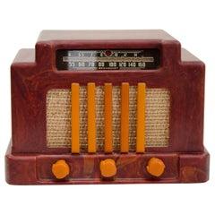 Art Deco Catalin Radio, Addison Model 5D