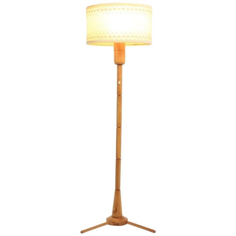 Retro Floor Lamp, 1970s