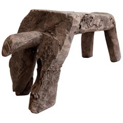 Wooden Bench from Mexico