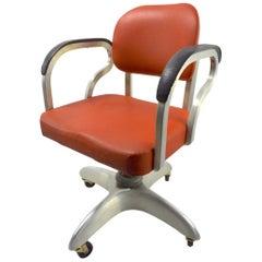 Swivel Desk Chair by GoodForm General Fireproofing