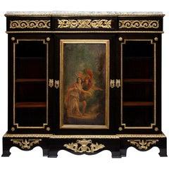 Large Cabinet by Befort Jeune, Paris