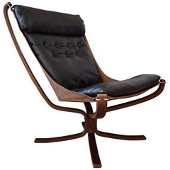 Falcon Chair by Sigurd Ressel for Vatne Møbler