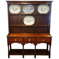 Antique Oak Cottage Dresser