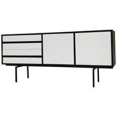 Martin Visser Style Minimalistic Modernist Sideboard