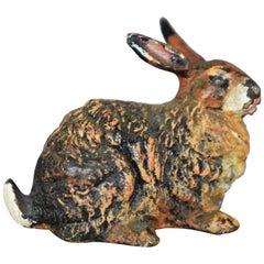Vienna Bronze Rabbit, circa 1900