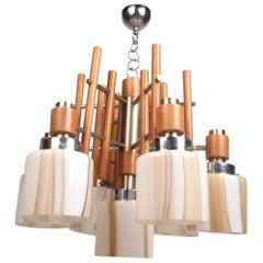 Mid-Century Modern Danish Hanging Lamp