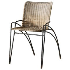 Design Chairs Attributed to Raoul Guys, 1950s