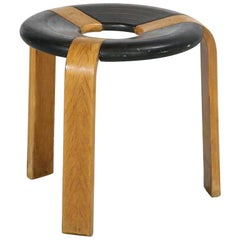 Rud Thygesen Stool for Magnus Olsen, Scandinavian