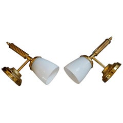 Italian Pair of Wall Sconces