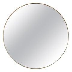 """72"""" Circular Mirror, Power Mirror by Higashifushimi"""