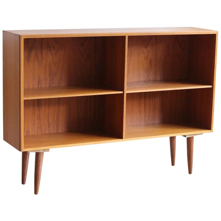 Midcentury Danish Modern Teak Shelf