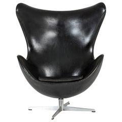 """""""Egg"""" Lounge Sessel von Arne Jacobsen"""