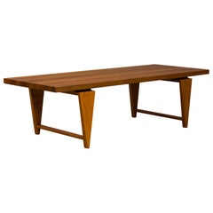Illum Wikkelsø Teak Coffee Table