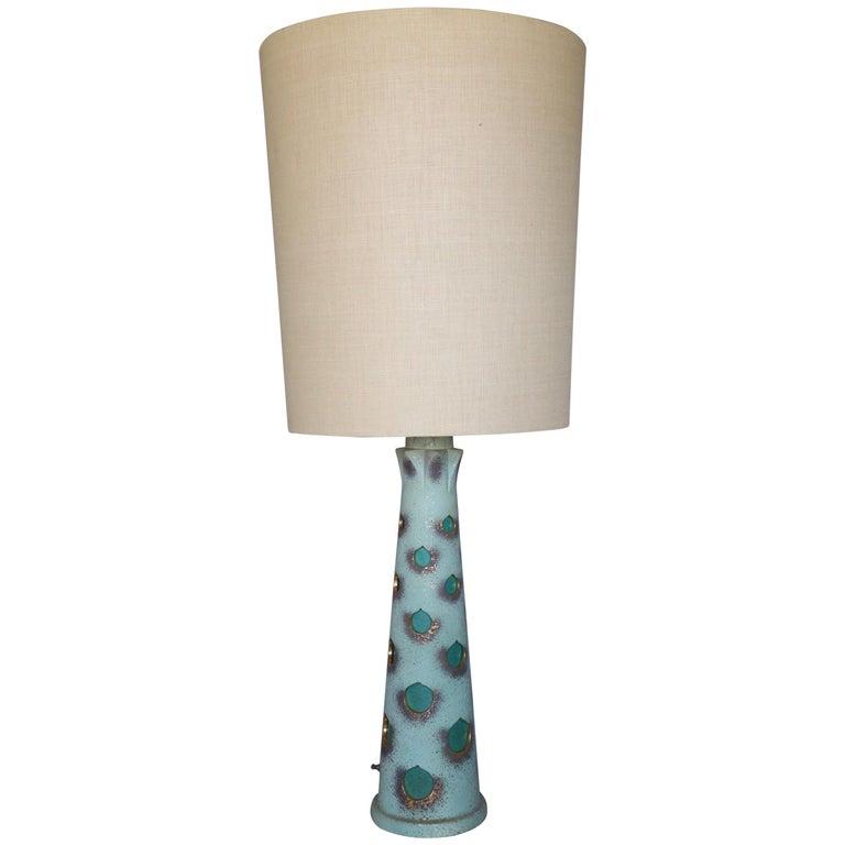 Mid Century Table Lamp by Tye of California