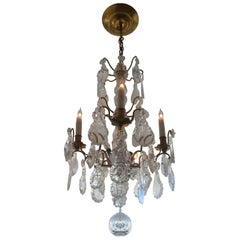 Louis XV Crystal Chandelier