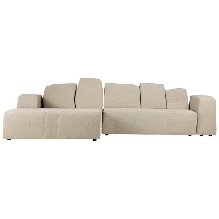 Maarten Baas for Moooi Something Like This modular sofa, 21st century, offered by Hundred Mile