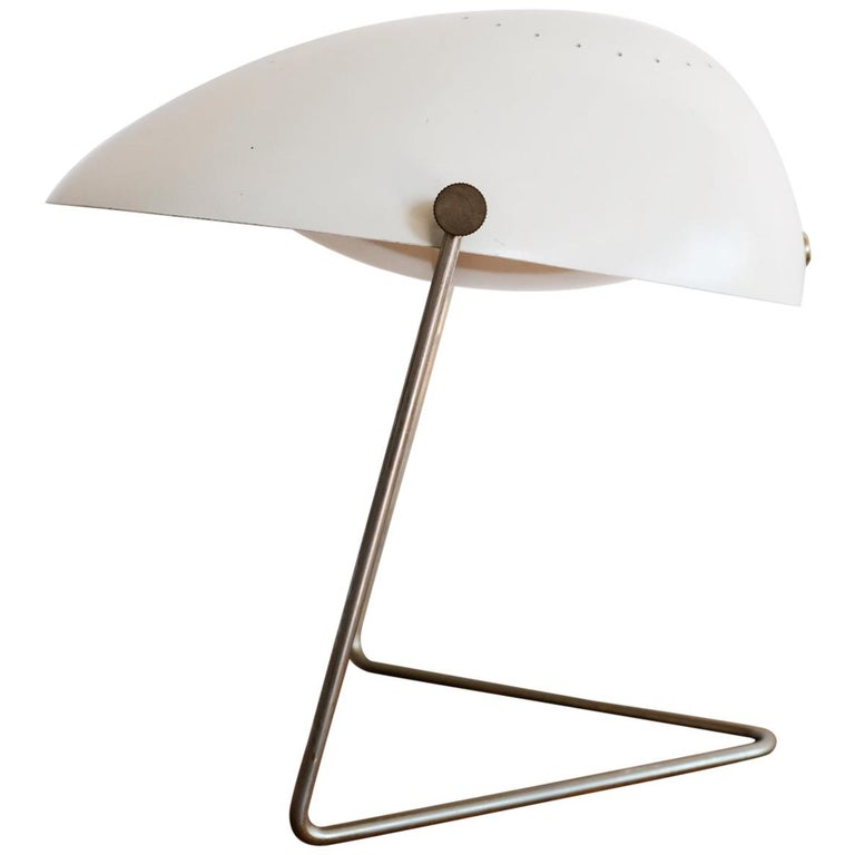 Gerald Thurston Wall or Desk Cricket Lamp, 1950s