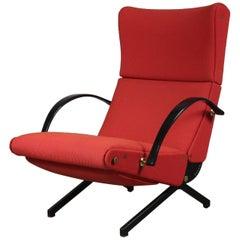Osvaldo Borsani P40 Lounge Chair for Tecno, Italy, 1956