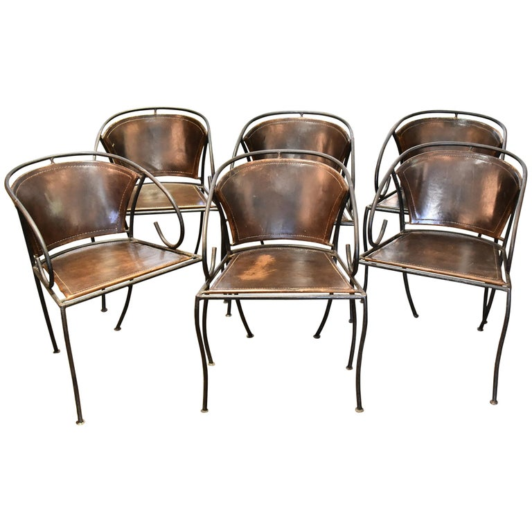 Spanish Dining Chairs For Sale