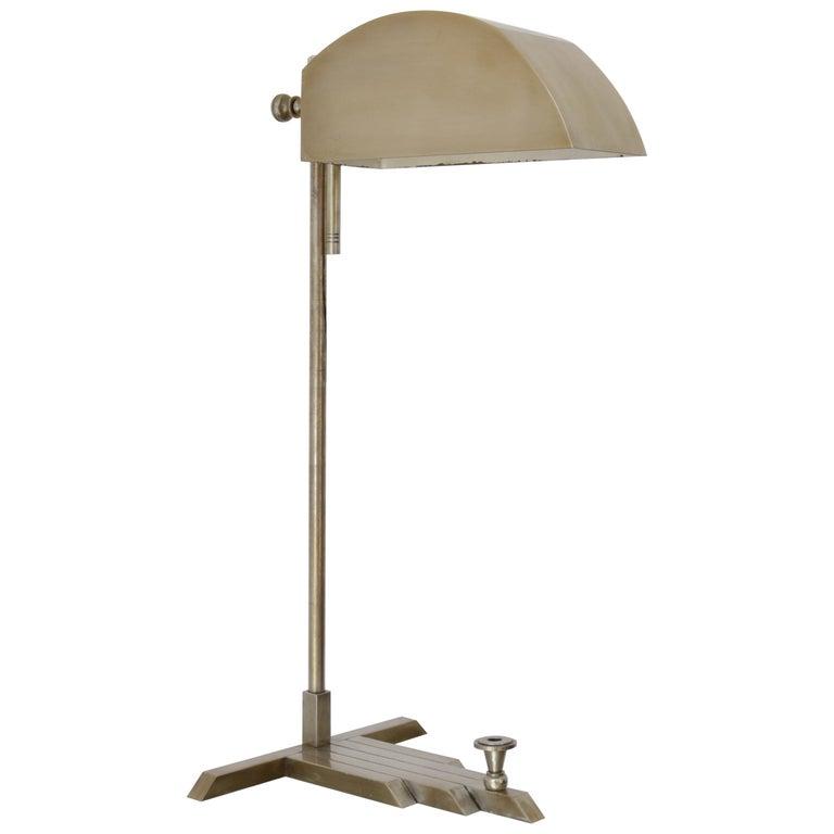Marcel Breuer 1st Edition Desk Lamp