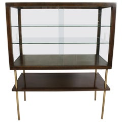 Harvey Probber Mid-Century Modern Curio Display Case