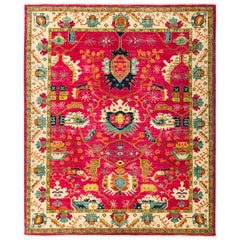 Ansan, Eclectic Area Rug